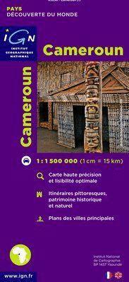 CAMEROUN 1:1.500.000 *