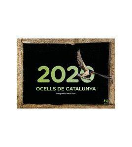 2020 OCELLS DE CATALUNYA CALENDARI