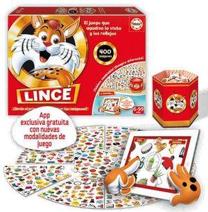 LINCE EDICION FAMILIA APP.(TABLERO+400 IMAGENES+APP) *