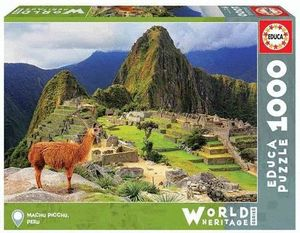 MACHU PICCHU, PERU PUZZLE 1000 PIEZAS *