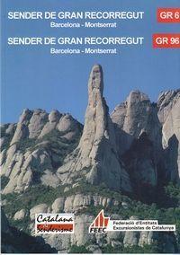 GR-4, GR-5, GR-176, GR-179, GR-241. SENDER DE GRAN RECORREGUT