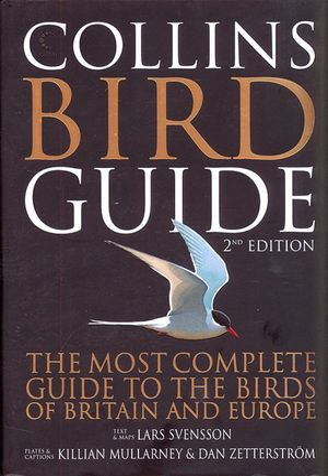 COLLINS BIRD GUIDE *