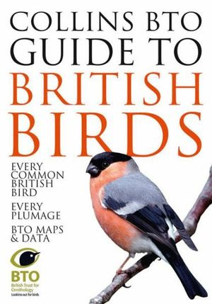 COLLINS BTO GUIDE TO BRITISH BIRDS *