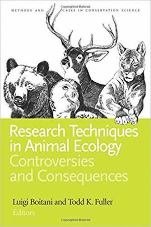 RESEARCH TECHNIQUES IN ANIMAL ECOLOGY: *