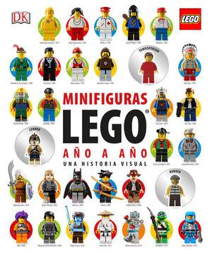 LEGO MINIFIGURAS AÑO A AÑO *