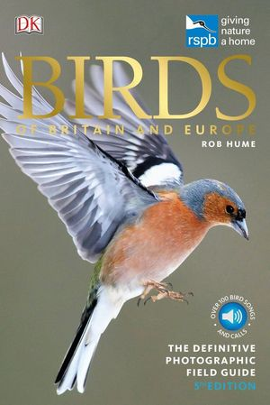 RSPB BIRDS OF BRITAIN AND EUROPE *