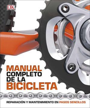 MANUAL COMPLETO DE LA BICICLETA *