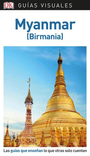 MYANMAR GUIAS VISUALES *