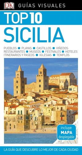 SICILIA (GUÍA VISUAL TOP 10 ) *