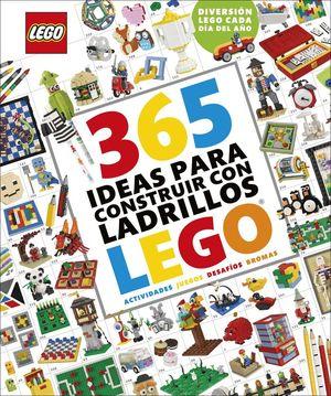 3365 IDEAS PARA CONSTRUIR CON LADRILLOS LEGO® NUEVA EDICIÓN  *