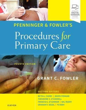 PFENNINGER AND FOWLER'S PROCEDURES FOR PRIMARY CARE *