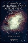 A COMPANION TO ASTRONOMY AND ASTROPHYSICS  *