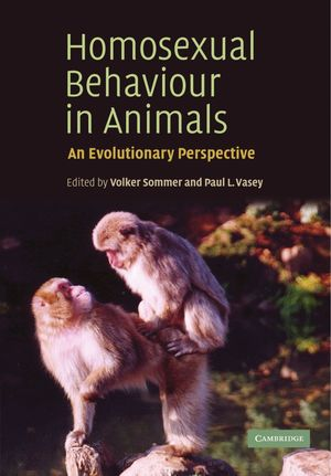 HOMOSEXUAL BEHAVIOUR IN ANIMALS:  *