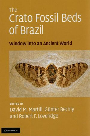THE CRATO FOSSIL BEDS OF BRAZIL HARDBACK:  *
