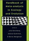 HANDBOOK OF META-ANALYSIS IN ECOLOGY AND EVOLUTION *