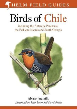 FIELD GUIDE TO THE BIRDS OF CHILE *