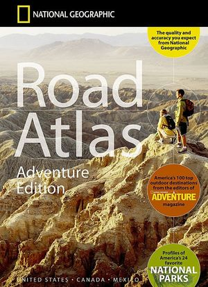 ROAD ATLAS - ADVENTURE EDITION *