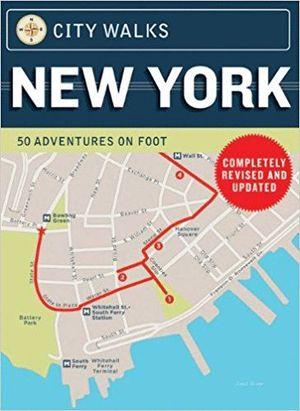 NEW YORK -CITY WALKS [CARTAS] 50 ADVENTURES ON FOOT *