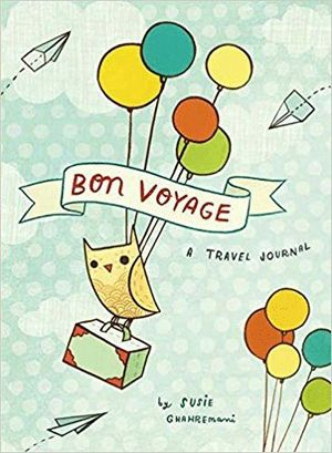 BON VOYAGE: A TRAVEL JOURNAL - DWELL STUDIO (DIARIO) *
