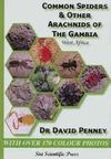 COMMON SPIDERS AND OTHER ARACHNIDS OF THE GAMBIA, WEST AFRICA  *