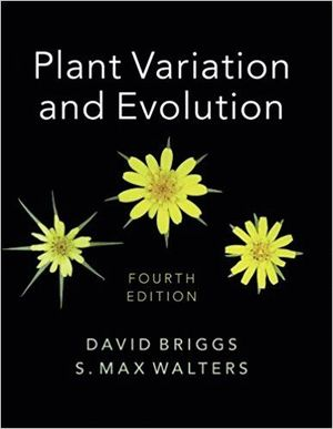 PLANT VARIATION AND EVOLUTION *
