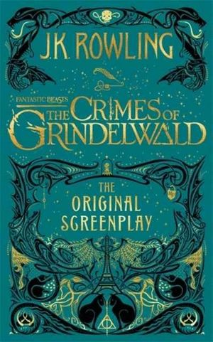FANTASTIC BEASTS THE CRIMES OF GRINDELWA *