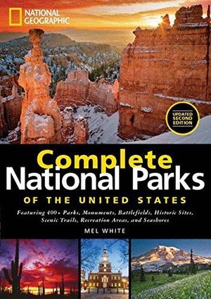 COMPLETE NATIONAL PARKS OF THE UNITED STATES *