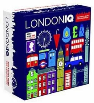LONDON IQ THE TRIVIA GAME FOR LONDONERS *