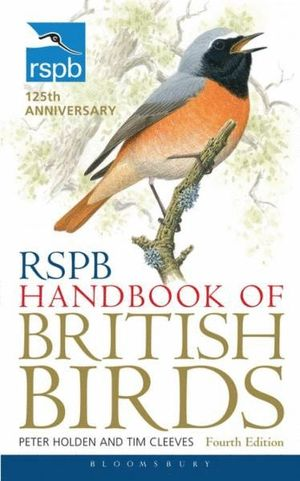 RSPB HANDBOOK OF BRITISH BIRDS *