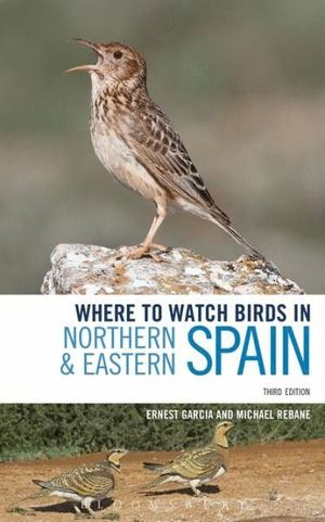 WHERE TO WATCH BIRDS IN NORTHERN AND EASTERN SPAIN *