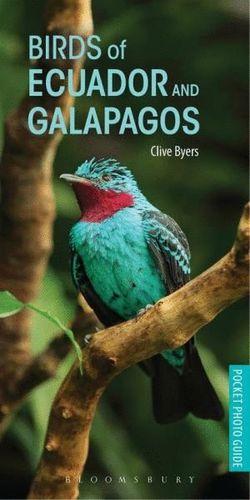 BIRDS OF ECUADOR AND GALAPAGOS *