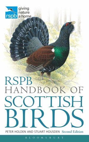 RSPB HANDBOOK OF SCOTTISH BIRDS *