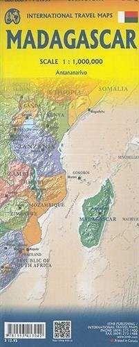 MADAGASCAR 1:1.000.000