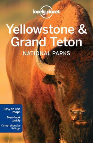 YELLOWSTONE & GRAND TETON NATIONAL PARKS 4 (INGLÉS)
