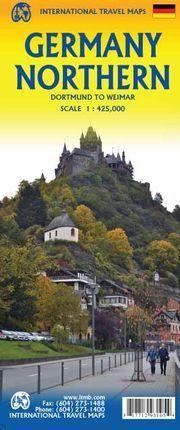 GERMANY NORTHERN (ALEMANIA NORTE) 1:425.000 *
