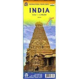 INDIA 1:2.400.000  *