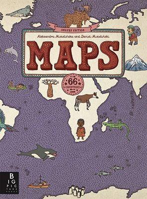 MAPS DELUXE *