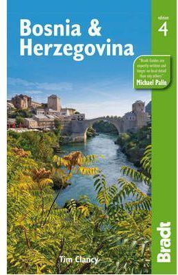 BOSNIA & HERZEGOVINA -BRADT
