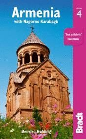 ARMENIA WITH NAGORNO KARABAGH -BRADT *