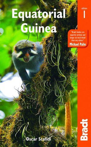 EQUATORIAL GUINEA - GUINEA ECUATORIAL - BRADT *