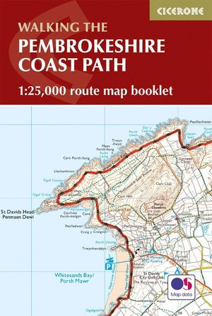 PEMBROKESHIRE COAST PATH MAP BOOKLET *