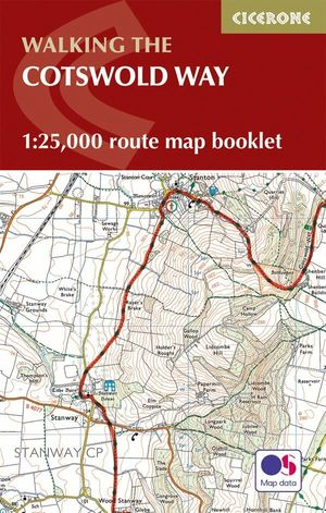 THE COTSWOLD WAY MAP BOOKLET *