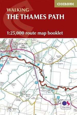 THE THAMES PATH MAP BOOKLET *