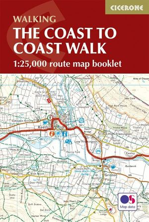 THE COAST TO COAST MAP BOOKLET *