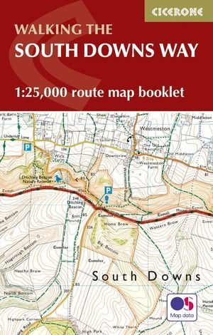 THE SOUTH DOWNS WAY MAP BOOKLET *