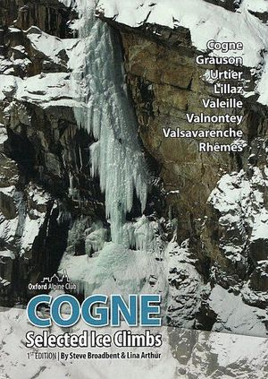COGNE SELECTED ICE CLIMBS *