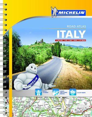 ITALY (ROAD ATLAS) *