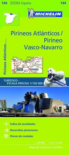 144 PIRINEOS ATLÁNTICOS / PIRINEO VASCO-NAVARRO