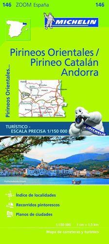 146 PIRINEOS ORIENTALES / PIRINEO CATALÁN, ANDORRA *