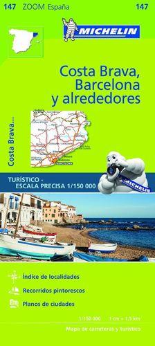 147 BARCELONA Y ALREDEDORES, COSTA BRAVA *